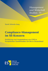 eBook Compliance-Management im SE-Konzern