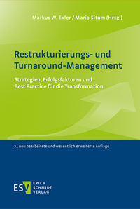 eBook Restrukturierungs- und Turnaround-Management