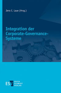 eBook Integration der Corporate-Governance-Systeme